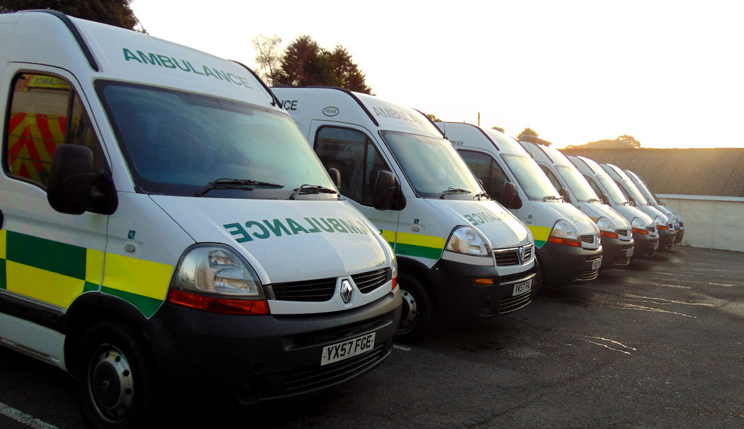 Private Ambulance Services | All Wales Ambulance Services Ltd